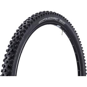 """SCHWALBE Ice Spiker Pro Folding Tyre EVO 29x2.25"""" Winter LiteSkin"""
